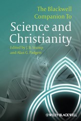 Cover of The Blackwell Companion to Science and Christianity