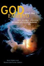 Cover of God and the Embryo