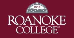 Roanoke College - Since 1842