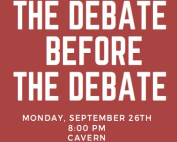 The Debate Before the Debate