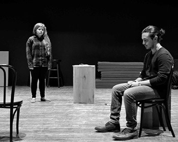 "Theatre Roanoke College: ""Circle Mirror Transformation"" by Annie Baker"