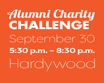 Richmond Alumni Chapter: Alumni Charity Challenge