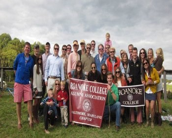 Baltimore Alumni Chapter:       The Races at Shawan Downs