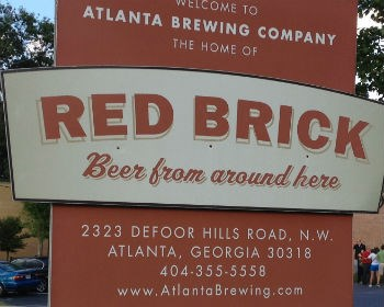 Atlanta Alumni Chapter: Social at Red Brick Brewery