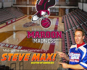 Maroon Madness - Men's and Women's Basketball Double-Header