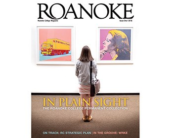 Roanoke College magazine preview: Issue 1, 2018
