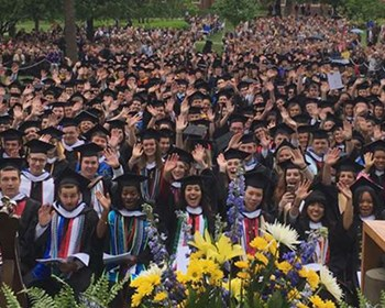 Roanoke College graduates 441