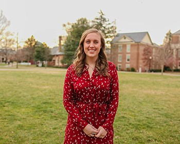 Wicander earns Fulbright ETA to Spain