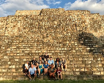 Students study conservation, sustainable agriculture during first Yucatan semester course
