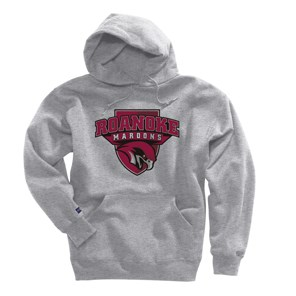 Gray roanoke college sweatshirt