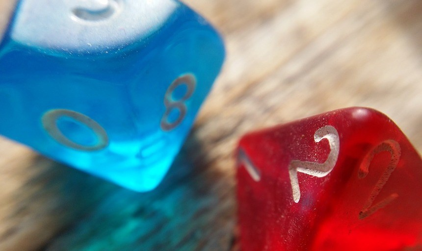 Board Games, Roleplaying Games, & Magic