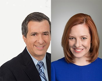 The 2019 Henry H. Fowler Distinguished Public Speaker Program Can We Talk? Civil Discourse and Democracy: Howard Kurtz in Conversation with Jen Psaki