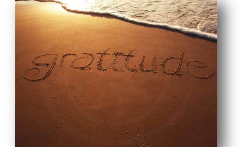 MaroonsRWell Grub 'n Grow: Practicing an Attitude of Gratitude