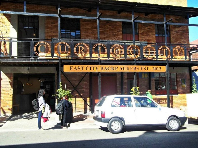 Curocity East city Backpackers
