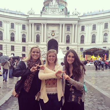 Students in Slovakia