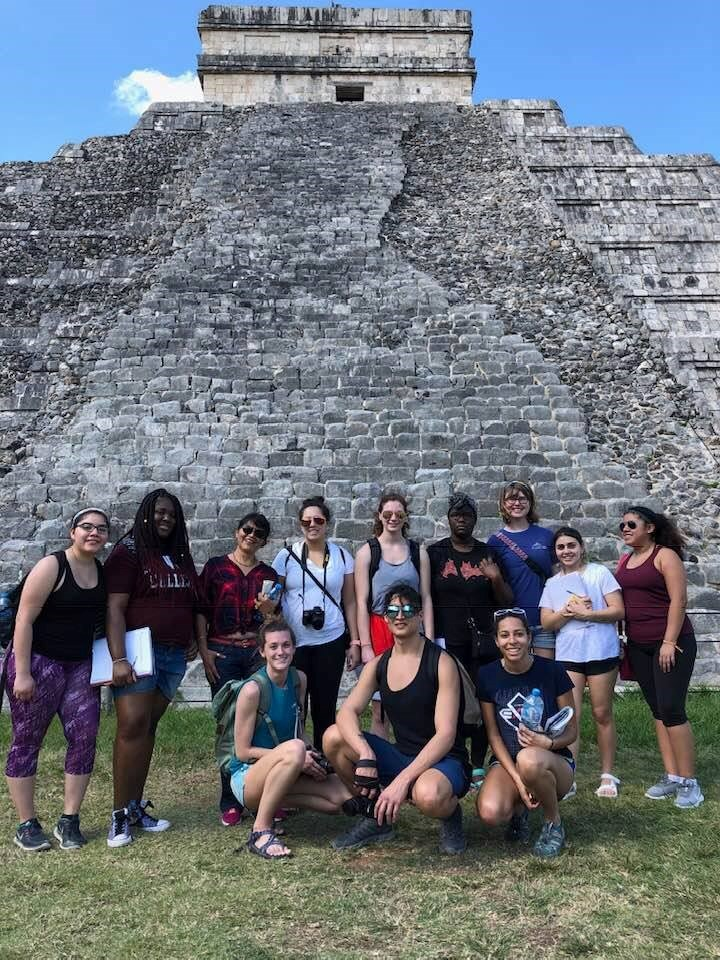Chichen Itza Group
