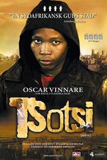 Tsotsi movie poster