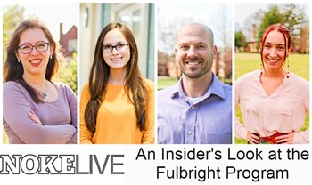 NOKELive: An Insider's Look at the Fulbright Program