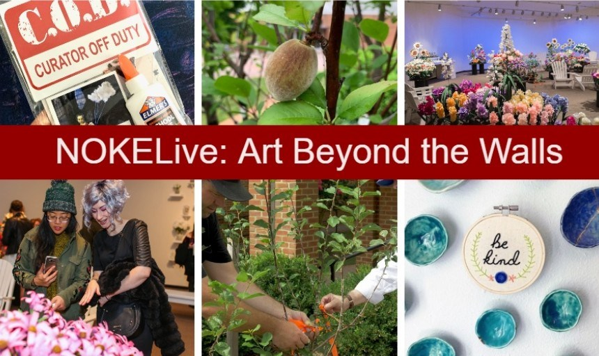 NOKELive: Art Beyond the Walls