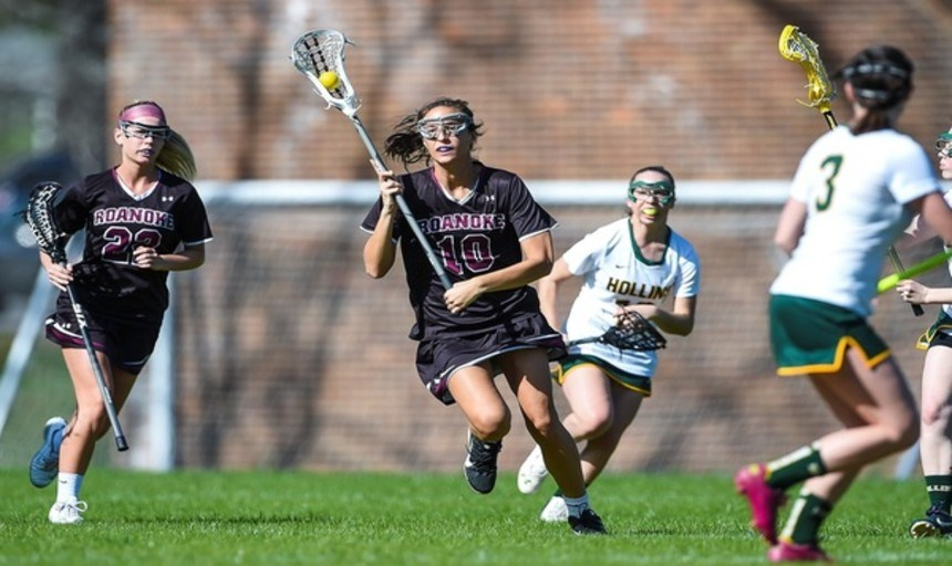CANCELED - Roanoke Valley Alumni Chapter Supports Women's Lacrosse
