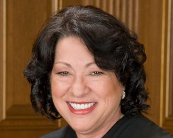 A Conversation with U.S. Supreme Court Justice Sonia Sotomayor