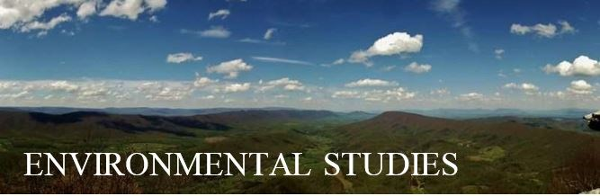 Environmental Studies cover photo