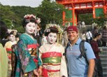 Study Abroad Leads to Job in Japan