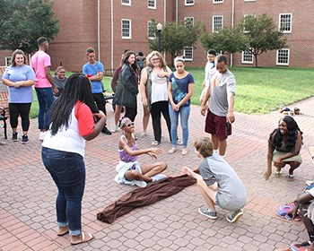 Campus diversity brings nation, world to Roanoke