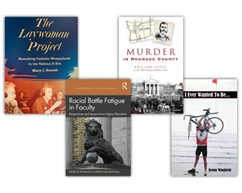 Faculty and alumni book roundup