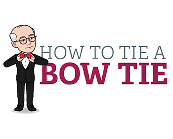 Blog: How to tie a bow tie