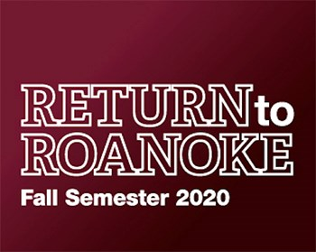 News on the Fall 2020 Return to Campus