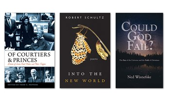 Recent faculty books explore formidable issues