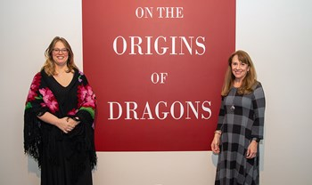 Professors receive statewide award for dragon research