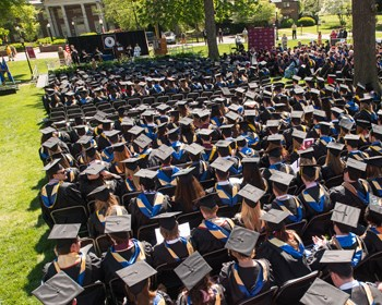 Roanoke ready for Commencement on May 4