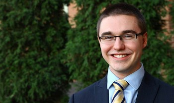 Ben Cowgill '17 Explores a Different Side of Ministry Research