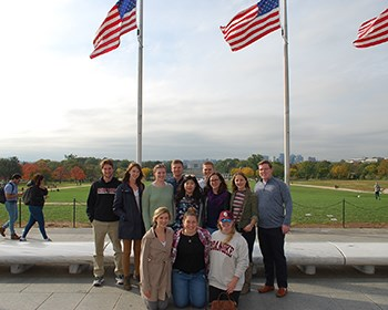 Students gain real experience in Washington Semester internships