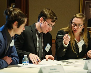 Students compete in statewide Ethics Bowl hosted at RC
