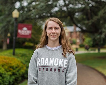 Sophomore earns Fulbright honor to study in Wales