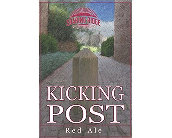 New Kicking Post brew named for Roanoke College