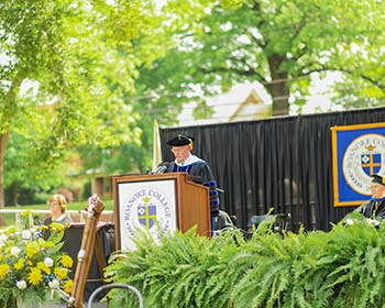 Commencement 2019 President's Welcome