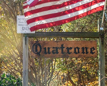 The Trip to Quatrone – an eye opener for Roanoke environmental students