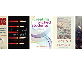 New books by Roanoke College faculty