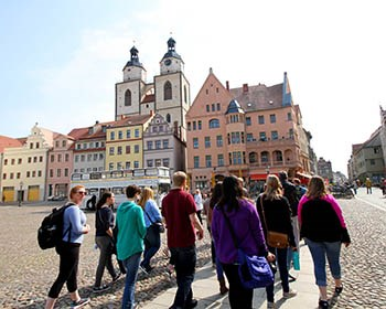 German Immersion Through Leipzig Semester Program