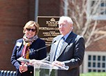 Robert E. and Mary J. Wortmann Residential Complex dedicated