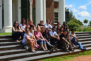 photo of residence life staff