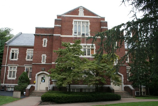chalmers hall