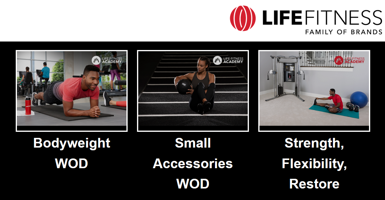 LifeFitness On-Demand