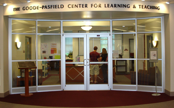 image of the center for learning and teaching
